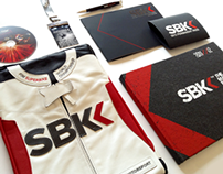 Superbike World Championship branding