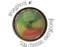 BronyShoot #1 Logo
