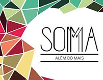 Projeto Gráfico e Editorial de Revista - SOMMA