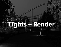 Lights + Render
