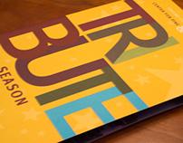 Tribute Performing Arts Season Brochure
