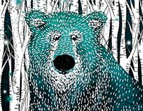 Poster 'Bear'