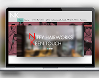 NK Web Design Project