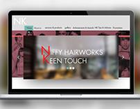 NK Web Design Project