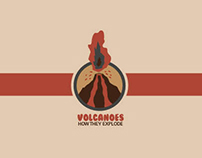 Volcano Science Book