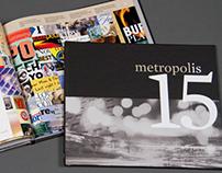 Metropolis 15th Anniversary Book
