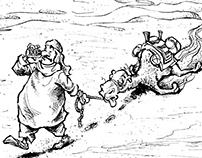 100PLUS - Cartoon