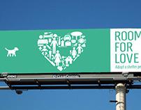 Adopt a Shelter Pet Billboard