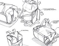 sketching + rendering