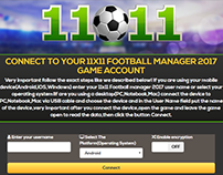 11x11 Football Manager Hack Cheat Boosters