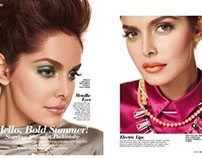 SS11 Beauty trends : Hello! Bold Summer