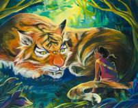 The Three Eyed Tiger