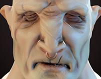 Orc - sculpt