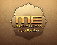 Makaram Eman Logo & Website