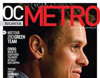 OC Register Metro | 2013 Covers