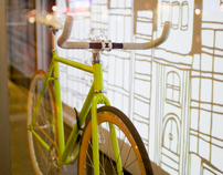 Fixie Window Display