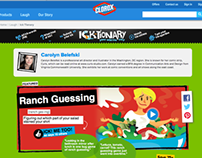 Clorox Ick-tionary - Illustrations