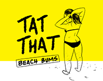 Tat That: Beach Bums