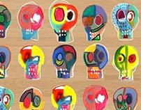 Skulls x FAB