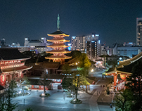 THE NIGHTS OF ASAKUSA
