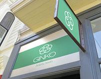 Ginko Holistic Health - Branding