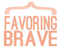 Graphic Design for Favoring Brave