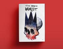 """Hamlet"" book design"