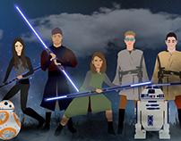Amis & Star Wars