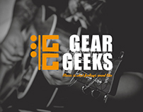Gear Geeks - Corporate Identity