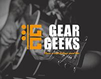 Gear Geeks - Corporate Identity