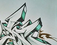 sketches graffiti