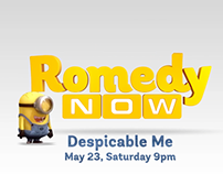 Despicable Romedy