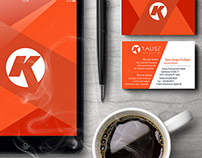 Сorporate identity for the «Krause-digital»