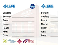 Checkbook design for IEEE