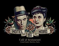 HOTEL DU NORD MERCH