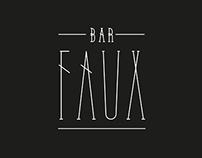 Bar Faux