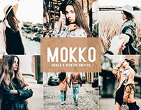 Free Mokko Mobile & Desktop Lightroom Presets