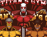 Titan's Gym Series