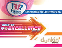 Event Collateral | Dunkin' Brands International