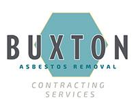 Buxton Contracting Logo Design