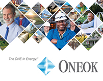 ONEOK The ONE in Energy