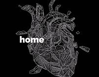 Manimal, Santti - Like Home | Lyric Video