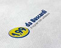 Logotipo - 1,99 da Buscardi