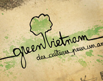Green Vietnam - Branding