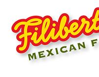 Filibertos Mexican Restaurant Rebrand