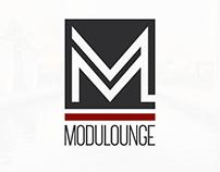 Modulounge Pergola - Logo Design
