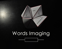 Words Imaging // Artwork - 2013