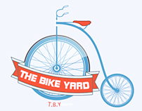 The Bike Yard Logo