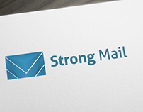 Strong Mail Logo