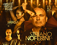 Miller Music w/ Stefano Noferini @ Clash Club
